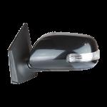 Elektrikli Katlanır Isıtmalı Astarlı kör noktalı LED Sinyalli Kare Soket 9 pin