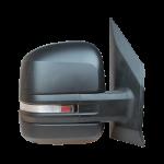 Electrical heater w/lamp RH