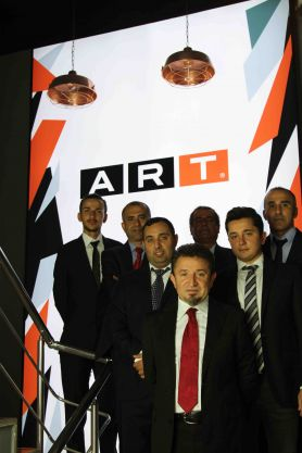 ART celebrated its 3rd year with its employees!