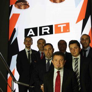 ART feierte mit seinen Mitarbeitern sein 3. Jahr!