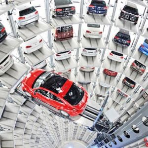 New model investments blew up automobile exports!