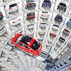 Neue Modellinvestitionen haben die Automobilexporte in die Luft gesprengt!