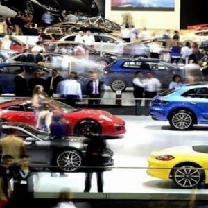 Export record in automotive!